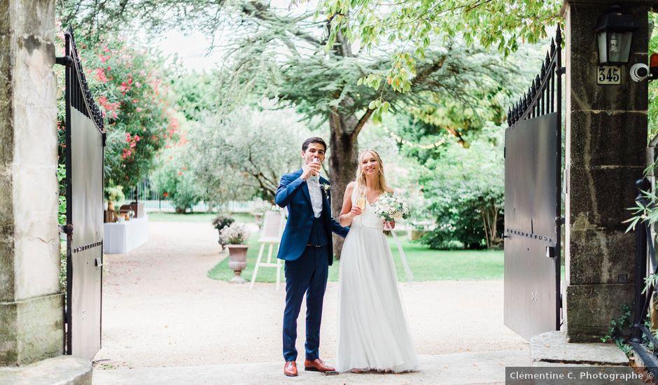 Le mariage de Adrien et Alexandra à Althen-des-Paluds, Vaucluse