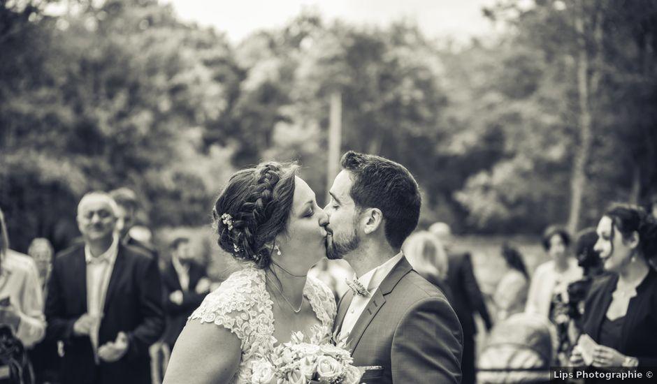 Le mariage de Vincent et Cloé à Vendeuvre-du-Poitou, Vienne