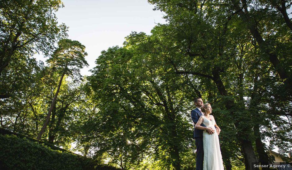 Le mariage de Andrew et Sara à Genève, Genève