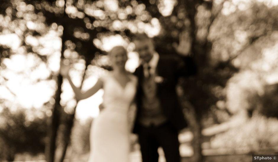 Le mariage de Mikael et Fanny à Sonnaz, Savoie
