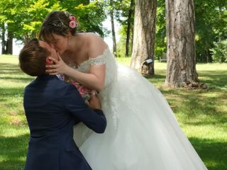 Le mariage de Coralie  et Paul