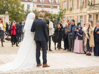 Le mariage de Florence et Smail