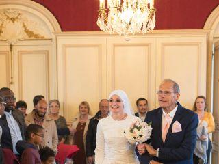 Le mariage de Florence et Smail 2