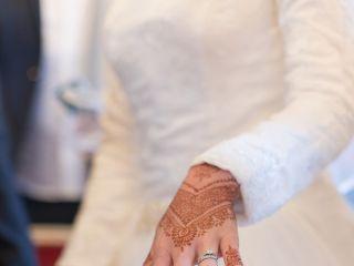 Le mariage de Florence et Smail 3