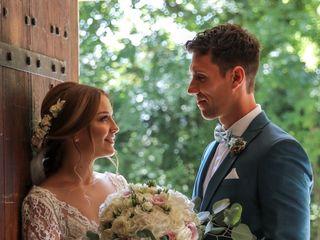 Le mariage de Justine et Jeremy 1