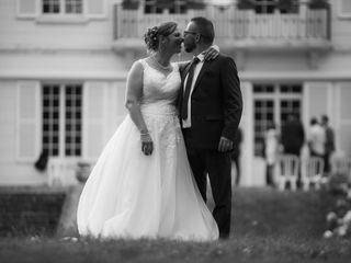 Le mariage de Karine et Damien