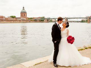 Le mariage de Araceli et Nicolas
