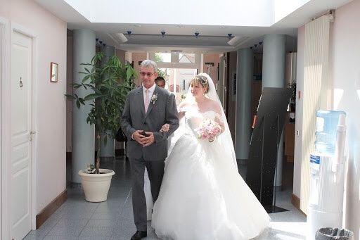 Le mariage de Paul  et Coralie  à Saint-Maur, Indre 4