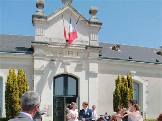 Le mariage de Paul  et Coralie  à Saint-Maur, Indre 5