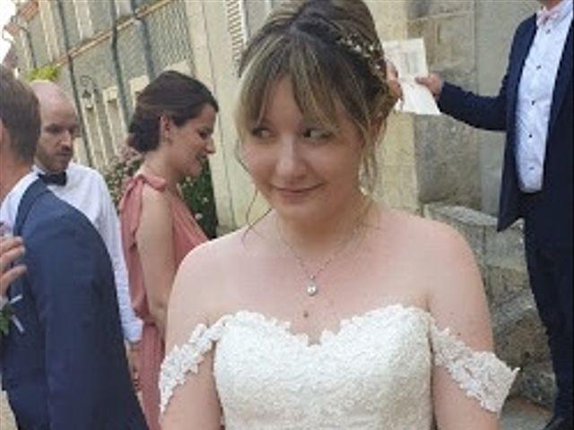 Le mariage de Paul  et Coralie  à Saint-Maur, Indre 8