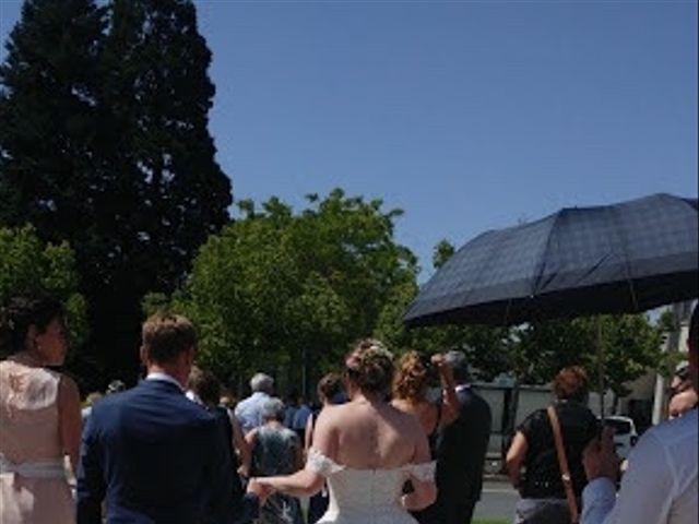Le mariage de Paul  et Coralie  à Saint-Maur, Indre 17