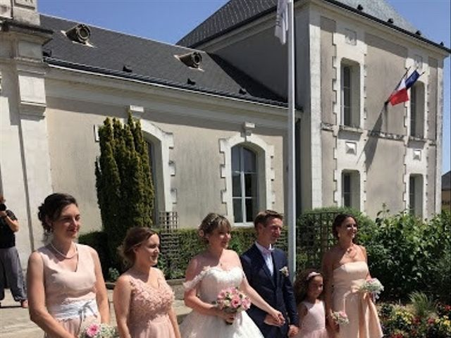 Le mariage de Paul  et Coralie  à Saint-Maur, Indre 21