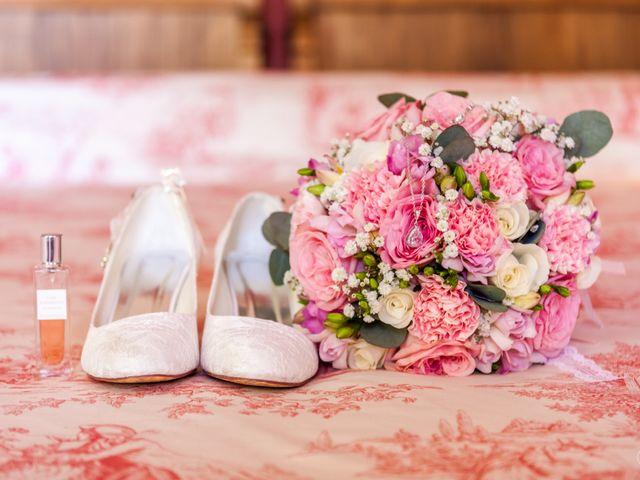 Le mariage de Paul  et Coralie  à Saint-Maur, Indre 1