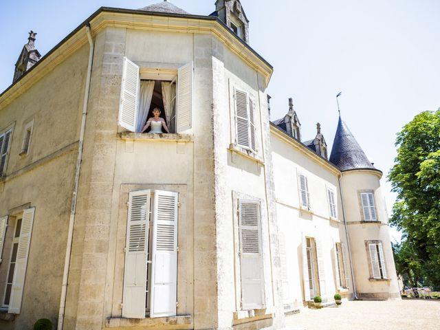 Le mariage de Paul  et Coralie  à Saint-Maur, Indre 53