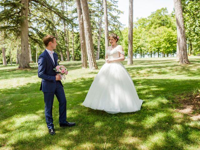 Le mariage de Paul  et Coralie  à Saint-Maur, Indre 59