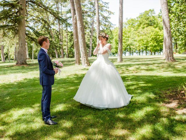 Le mariage de Paul  et Coralie  à Saint-Maur, Indre 60