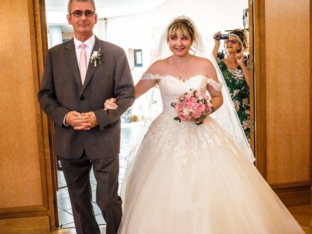 Le mariage de Paul  et Coralie  à Saint-Maur, Indre 68