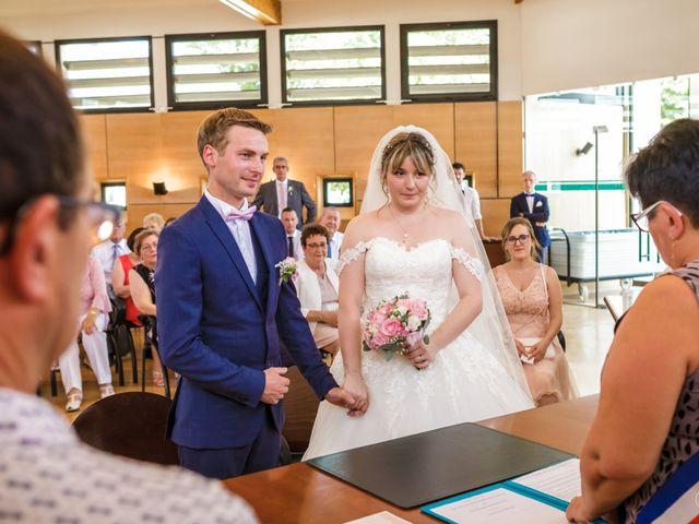 Le mariage de Paul  et Coralie  à Saint-Maur, Indre 69