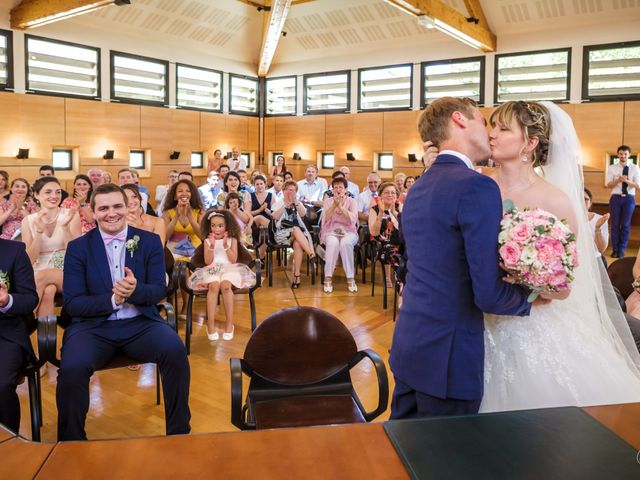 Le mariage de Paul  et Coralie  à Saint-Maur, Indre 72