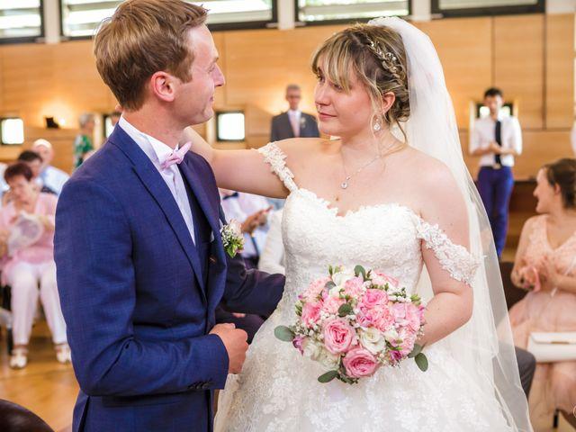 Le mariage de Paul  et Coralie  à Saint-Maur, Indre 74