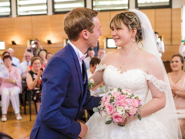 Le mariage de Paul  et Coralie  à Saint-Maur, Indre 75