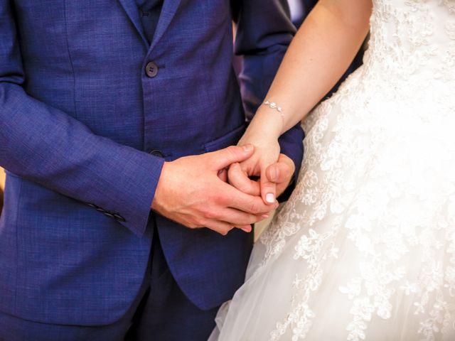 Le mariage de Paul  et Coralie  à Saint-Maur, Indre 77