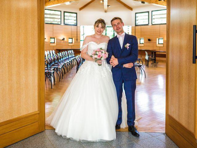 Le mariage de Paul  et Coralie  à Saint-Maur, Indre 78