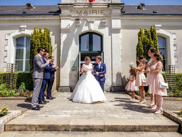 Le mariage de Paul  et Coralie  à Saint-Maur, Indre 79