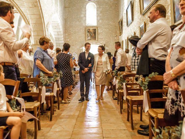 Le mariage de Paul  et Coralie  à Saint-Maur, Indre 81