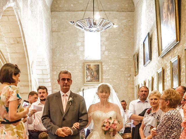 Le mariage de Paul  et Coralie  à Saint-Maur, Indre 82