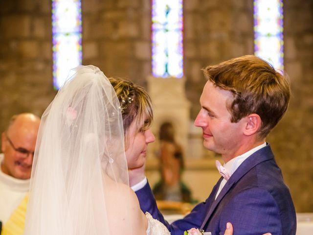 Le mariage de Paul  et Coralie  à Saint-Maur, Indre 85