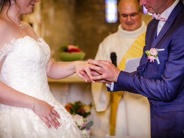 Le mariage de Paul  et Coralie  à Saint-Maur, Indre 86