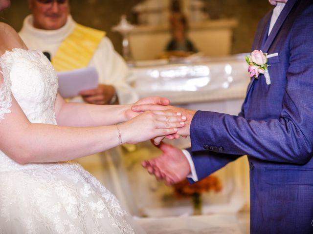 Le mariage de Paul  et Coralie  à Saint-Maur, Indre 87