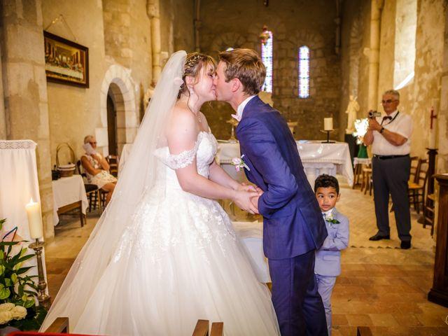 Le mariage de Paul  et Coralie  à Saint-Maur, Indre 88