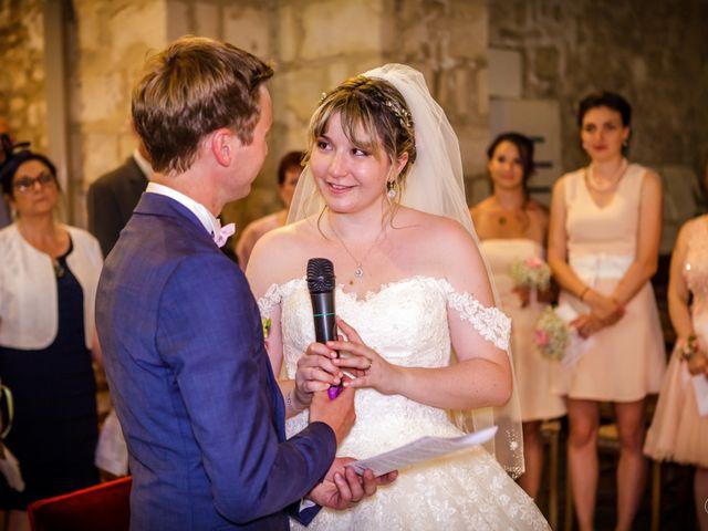 Le mariage de Paul  et Coralie  à Saint-Maur, Indre 90