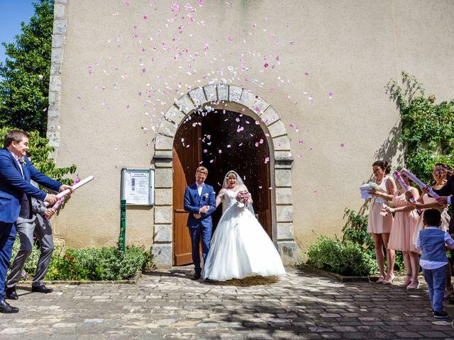 Le mariage de Paul  et Coralie  à Saint-Maur, Indre 93