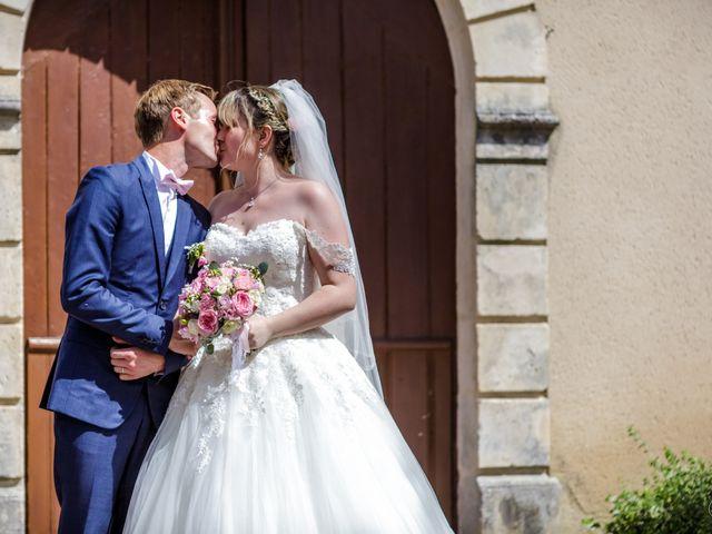 Le mariage de Paul  et Coralie  à Saint-Maur, Indre 94