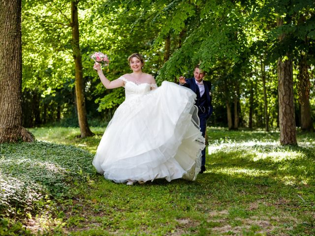 Le mariage de Paul  et Coralie  à Saint-Maur, Indre 97