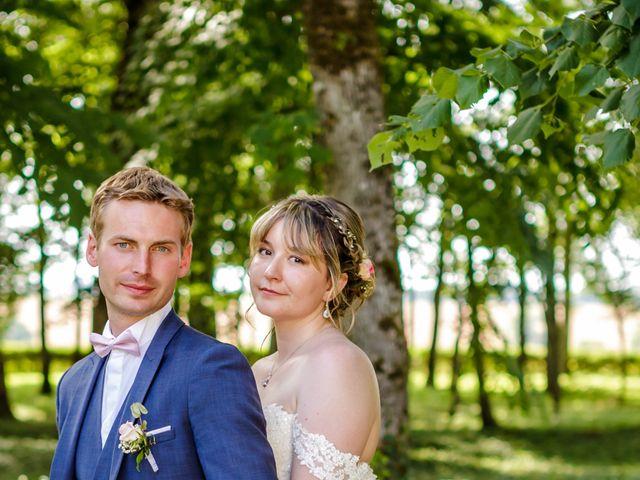 Le mariage de Paul  et Coralie  à Saint-Maur, Indre 100