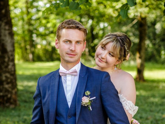Le mariage de Paul  et Coralie  à Saint-Maur, Indre 101