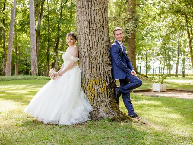 Le mariage de Paul  et Coralie  à Saint-Maur, Indre 106