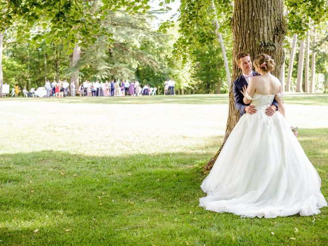 Le mariage de Paul  et Coralie  à Saint-Maur, Indre 108