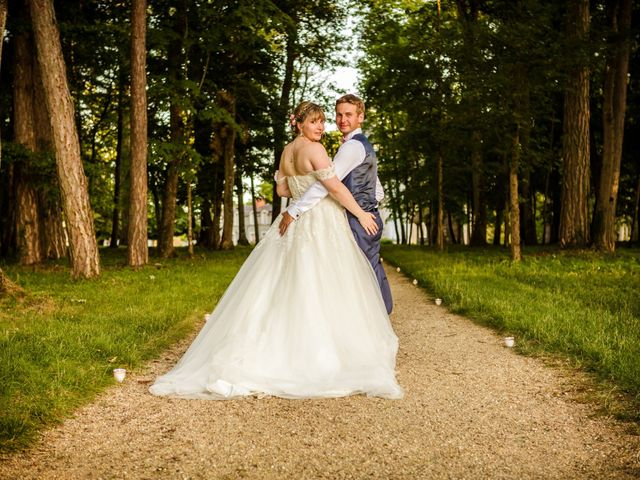 Le mariage de Paul  et Coralie  à Saint-Maur, Indre 131