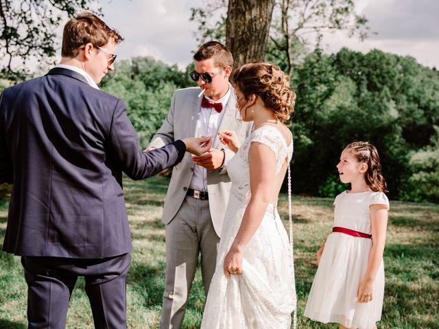 Le mariage de Quentin et Mathilde à Fontaine-lès-Vervins, Aisne 31