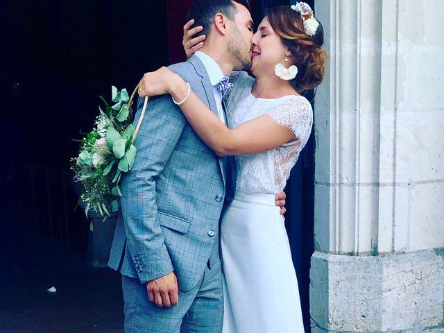 Le mariage de Anthony et Justine à noizay, Indre-et-Loire 6