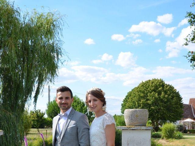 Le mariage de Anthony et Justine à noizay, Indre-et-Loire 1