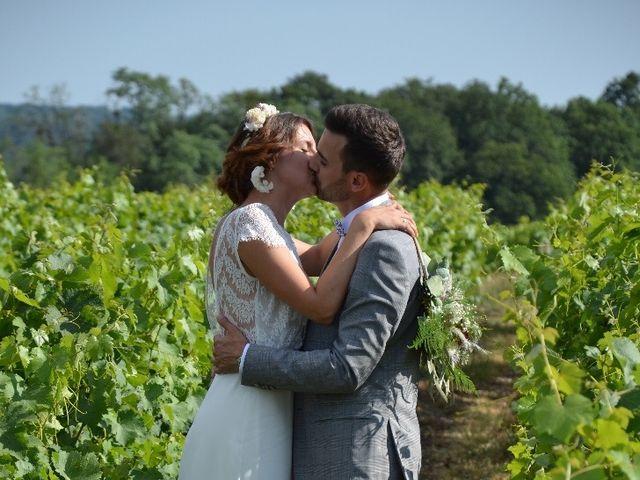 Le mariage de Anthony et Justine à noizay, Indre-et-Loire 2