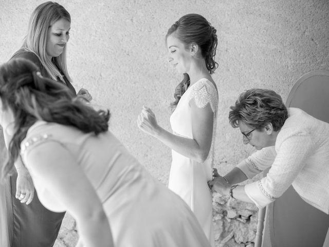 Le mariage de Arnaud et Manon à Capestang, Hérault 12