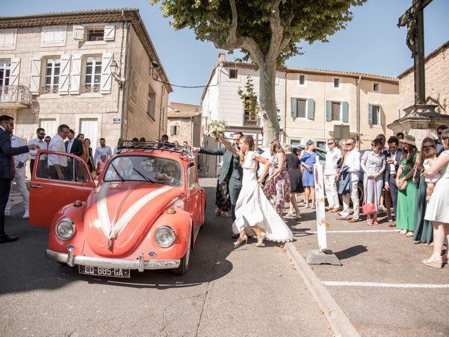Le mariage de Arnaud et Manon à Capestang, Hérault 30