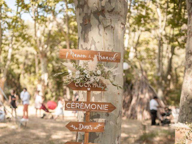 Le mariage de Arnaud et Manon à Capestang, Hérault 33